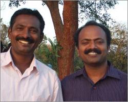 Oprichters Odanadi India