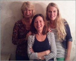 Yvonne van der Lelij, Jacqueline Blase, Natasja van der Lelij