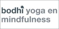 Bodhi yoga en mindfulness logo