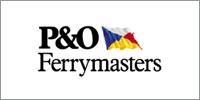 P&O Ferrymasters logo